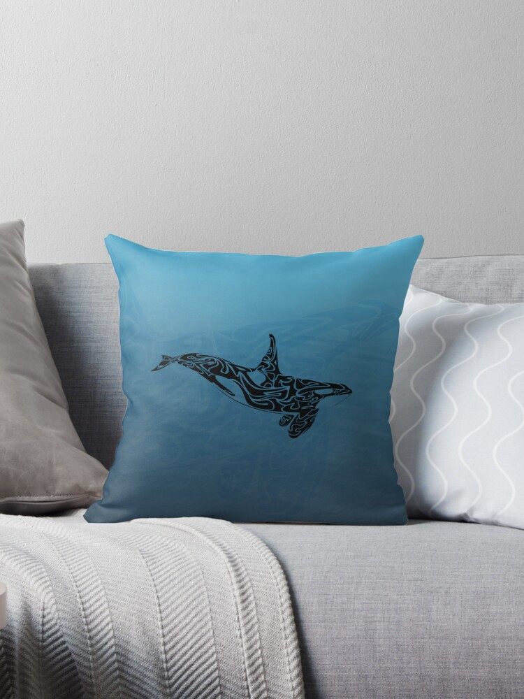 Tribal ~ Orca Whale by hmx23
