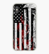 American Firefighter iPhone Case
