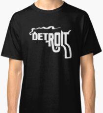 Detroit Gun Classic T-Shirt