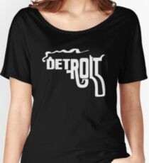 Detroit Gun Women's Relaxed Fit T-Shirt
