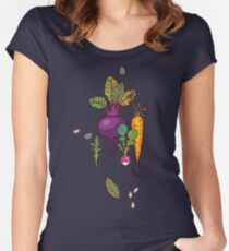 Gardener's dream Women's Fitted Scoop T-Shirt