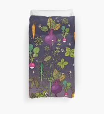 Gardener's dream Duvet Cover