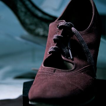 The Vintage Shoe by raquelfletcher