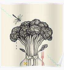 Mr. Broccoli Poster