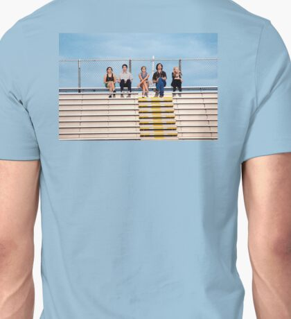 The Perks of Being a Wallflower Cast Unisex T-Shirt