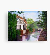Amersfoort Canvas Print