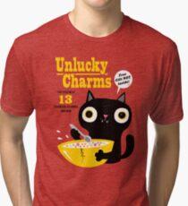 Unlucky Charms Tri-blend T-Shirt