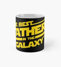 The Best Father In The Galaxy Mug