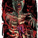 Zombie Brain Eater by Extreme-Fantasy