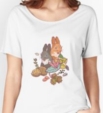 nuts and squirrels Women's Relaxed Fit T-Shirt