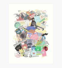 Ultimate Sherlock  Art Print