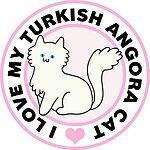 Turkish Angora Cat Lover T-Shirts