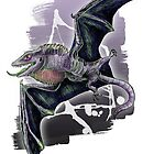 Dragonbat by Matt Corrigan