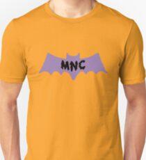MNC Purple Bat Unisex T-Shirt