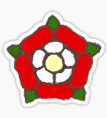 English Rose Sticker