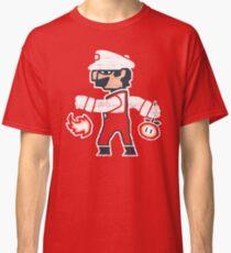 PLUMBER BETWEEN WORLDS Classic T-Shirt