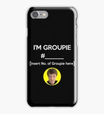 """I'm Groupie Number.... "" Joss Whedon's Dr. Horrible - Light iPhone Case/Skin"