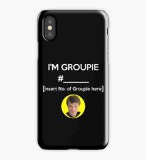 """I'm Groupie Number.... "" Joss Whedon's Dr. Horrible - Light iPhone Case/Skin"