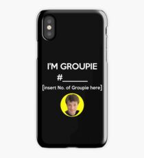 """""""I'm Groupie Number.... """" Joss Whedon's Dr. Horrible - Light iPhone Case"""