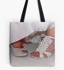It's all about the shoes Tote Bag