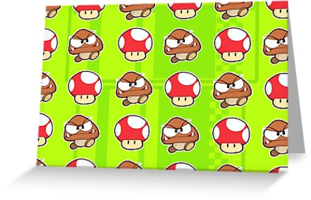 Goomba Shrooms by Smars