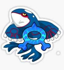 Team Aqua - Kyogre Sticker