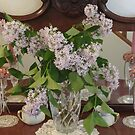 Lilacs in the Room! by Pat Yager