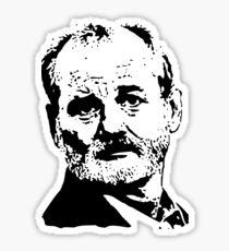 Bill Face Sticker
