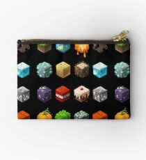 Blocks Zipper Pouch