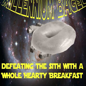 Millennium Bagel by NoodleMoose