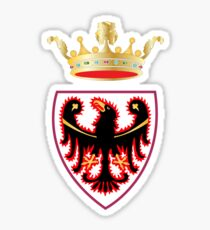 Coat of Arms of Trentino  Sticker
