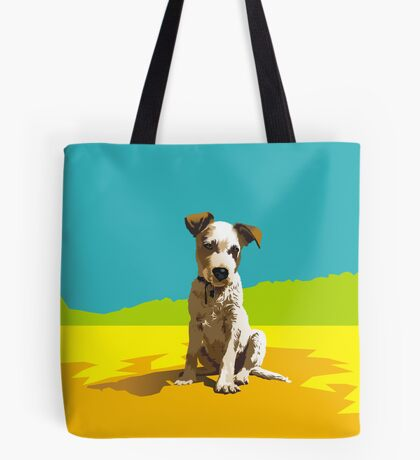 Daisy on Stradbroke Island Tote Bag