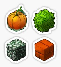 Block Set 4 Sticker