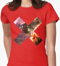 Messier 17 | Fresh Universe Womens Fitted T-Shirt