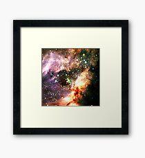 Messier 17 | Fresh Universe Framed Print