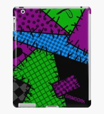 Patchwork Punk iPad Case/Skin