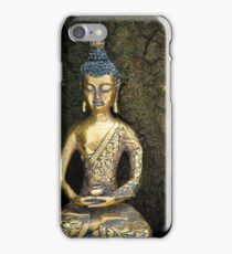 Buddha case iPhone Case/Skin