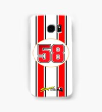 Supersic Simoncelli 58 Samsung Galaxy Case/Skin
