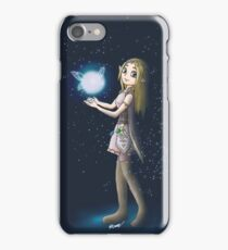 Princess Zelda and Fairy iPhone Case/Skin