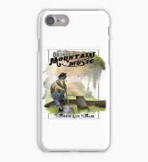 Hillbilly Turtle iPhone Case/Skin
