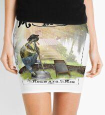 Hillbilly Turtle Mini Skirt