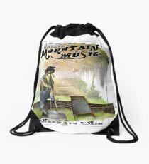 Hillbilly Turtle Drawstring Bag