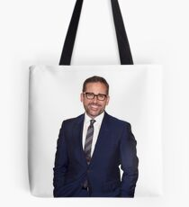 Steve Carell Tote Bag
