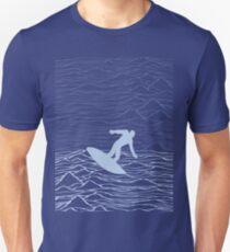 Surfing Pleasures Unisex T-Shirt