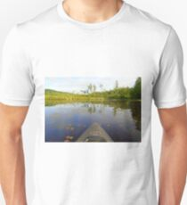 Scenic Gorham Pond #2 T-Shirt