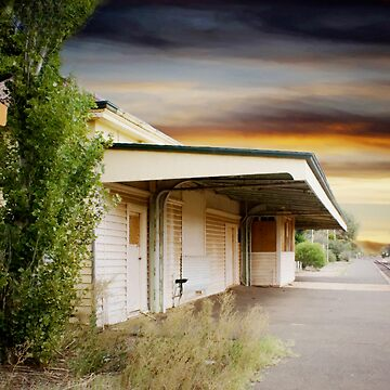 Red Cliffs Station by ange5573