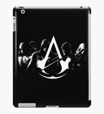 Assassins iPad Case/Skin