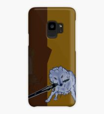 Great Grey Wolf Sif and Artorias Case/Skin for Samsung Galaxy