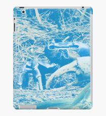 Blue Crab, Crabby Crab, Alien Crab iPad Case/Skin