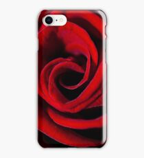 Red rose for the greatest Mom iPhone Case/Skin